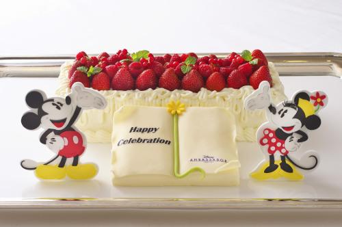 スペシャルケーキのイメージ