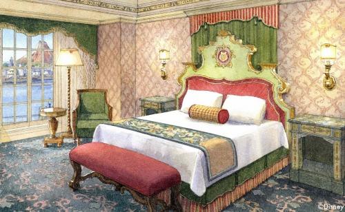 「ポルト・パラディーゾ・サイド」の客室イメージ