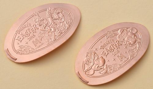 東京ディズニーシー・ホテルミラコスタ期間限定のスーベニアメダル